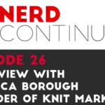 Rebecca Interviewed by Alessandro Castellani on the Nerd Continuity Podcast
