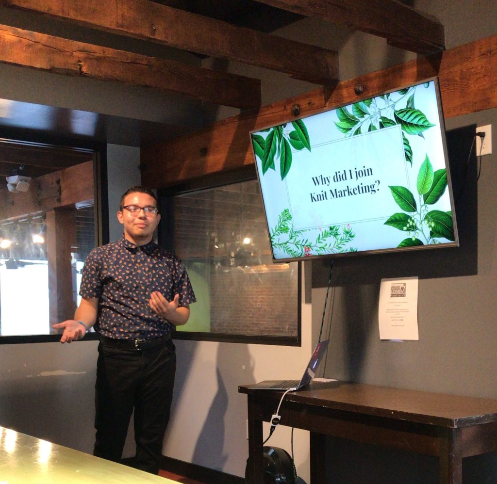 Ricky Rodriguez Knintern Presentation